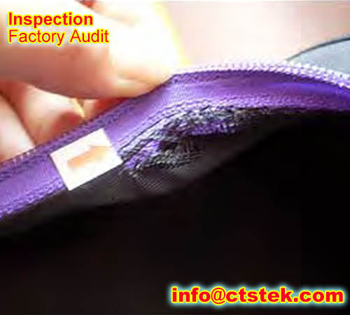 wallet Product Inspection