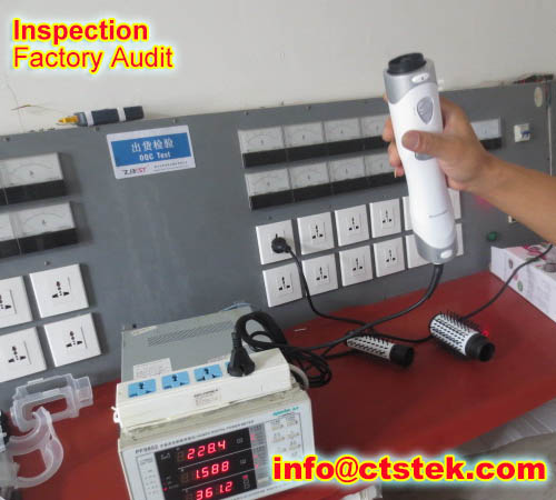 stainless steel product inspector