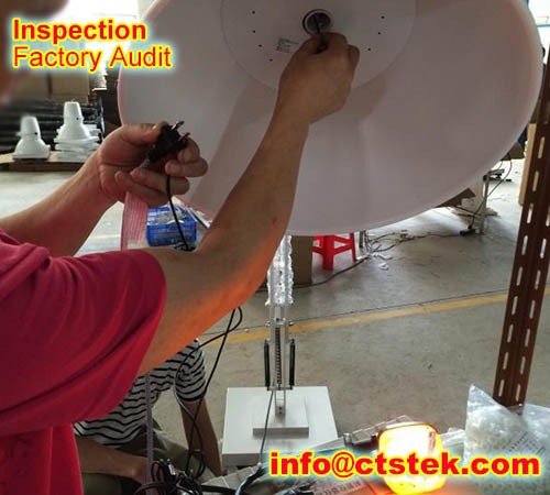 Ningbo factory inspection