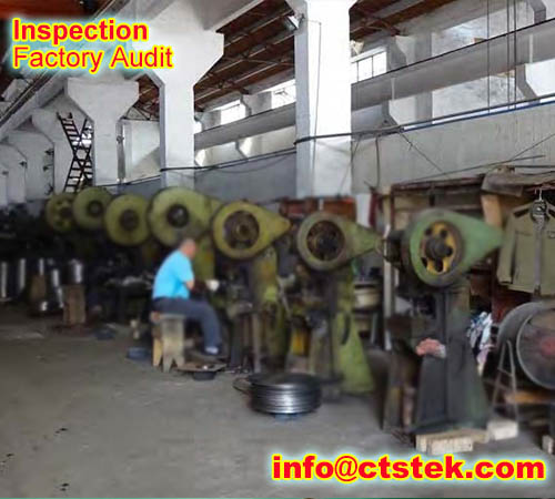 quality inspection in India