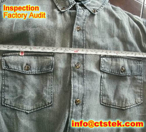 garment inspection