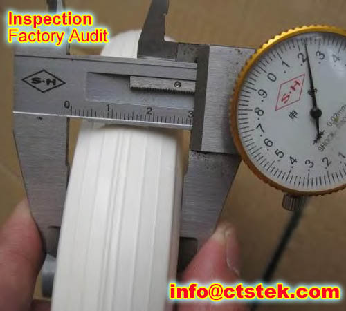 Fujian clock pre-shipment inspection