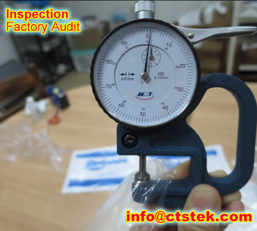 Thailand QC inspection
