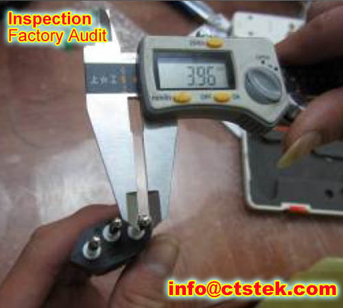 Fujian clock in-line inspection