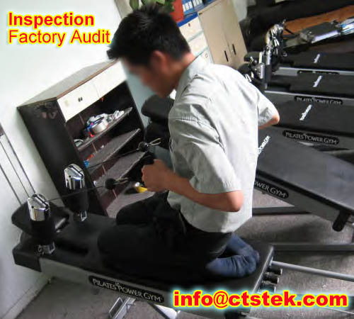 Wuyi Quality inspection